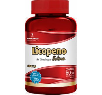 LICOPENO+SILENIO 500MG 60CAPS NUTRAMED