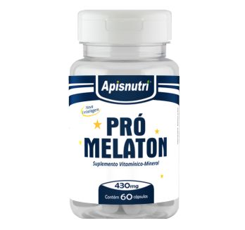 Melaton 430mg 60caps APISNUTRI